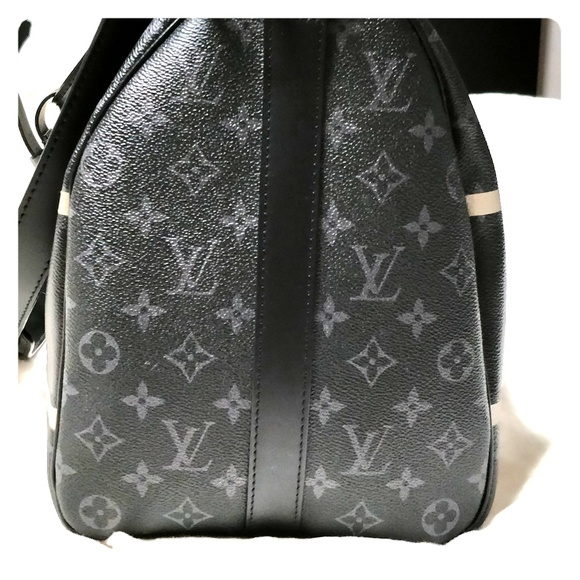 Louis Vuitton Other - Louis Vuitton x fragment 45 keepall bandouliere 5e2affc3dfa33